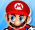 Super Mario e Toad contro Goomba